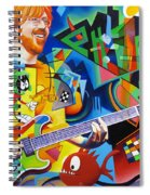 Trey Kandinsky  Spiral Notebook