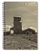 Tri State Millling Spiral Notebook