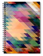 Triangles And Parallelograms Spiral Notebook
