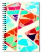 Triangular Spiral Notebook
