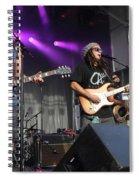 Tribal Seeds Spiral Notebook