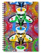 Tribal Soup Spiral Notebook