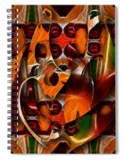 Trick Or Treat Spiral Notebook