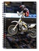 Trick Rider Spiral Notebook