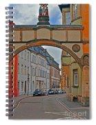 Trier Street Spiral Notebook