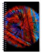 Trigemic  Pathway Spiral Notebook