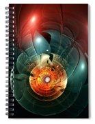 Trigger Image Spiral Notebook