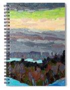 Trilight Spiral Notebook