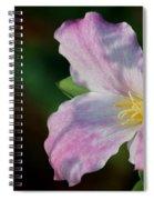 Trillium Blush Spiral Notebook