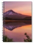 Trillium Tranquillity Spiral Notebook