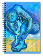 Trilogy - N My Soul 1 Spiral Notebook