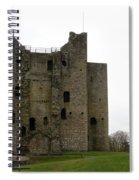 Trim Castle - Ireland Spiral Notebook