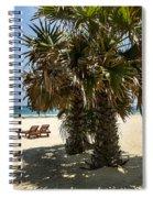 Trincomalee Palms Spiral Notebook