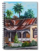Trinidad House  No 1 Spiral Notebook