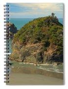 Trinidad Islands Spiral Notebook