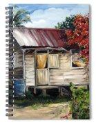 Trinidad Life 1  Spiral Notebook