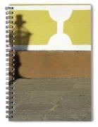 Trinidad Style Spiral Notebook