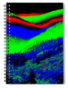 Trinity #2 Enhanced In Cosmicolors #2 Spiral Notebook