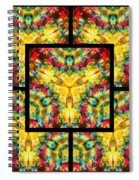 Trinity Crossroads Page Spiral Notebook