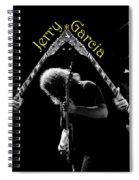 Trinity Garcia 4 Spiral Notebook