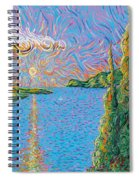 Trinity Lake 2 Spiral Notebook