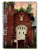 Trinity Lutheran Springfield Missouri Spiral Notebook