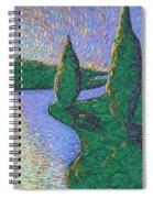 Trinity River Spiral Notebook