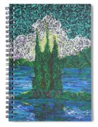 Trinty Lake Series IIi Spiral Notebook