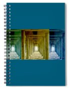 Triple Perspective Spiral Notebook
