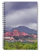 Tripler Army Medical Center Spiral Notebook