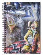 Tristeza Spiral Notebook