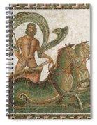 Triumph Of Neptune Spiral Notebook