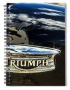 Triumph Spiral Notebook