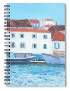 Trogir Croatia Spiral Notebook