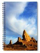 Trona Pinnacles California Spiral Notebook