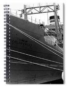Troop Carrier Spiral Notebook