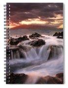 Tropical Cauldron Spiral Notebook