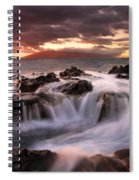 Tropical Cauldron Spiral Notebook