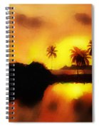 Tropical Delight Spiral Notebook