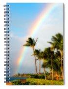Tropical Dreamin' Spiral Notebook