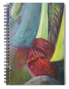 Tropical Experience Spiral Notebook