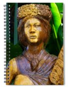 Tropical Farms 3 Spiral Notebook