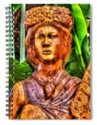 Tropical Farms 4 Spiral Notebook