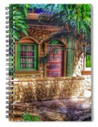 Tropical House Spiral Notebook