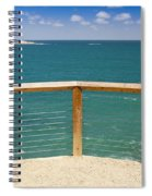 Tropical Lookout Spiral Notebook