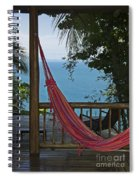 Tropical Paradise... Spiral Notebook