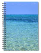 Tropical Seascape Spiral Notebook