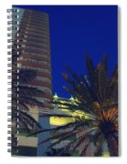 Tropical Spot Spiral Notebook