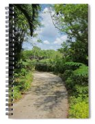 Tropical Trail Spiral Notebook