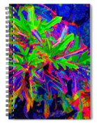 Tropicals Gone Wild Spiral Notebook